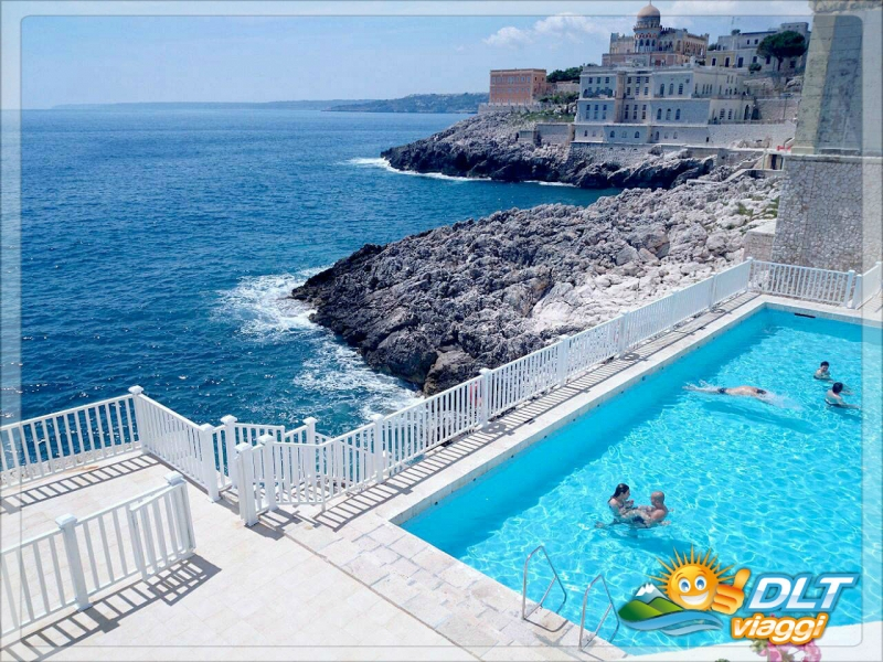 Grand hotel mediterraneo santa cesarea terme puglia - Bagno 19 santa cesarea terme ...