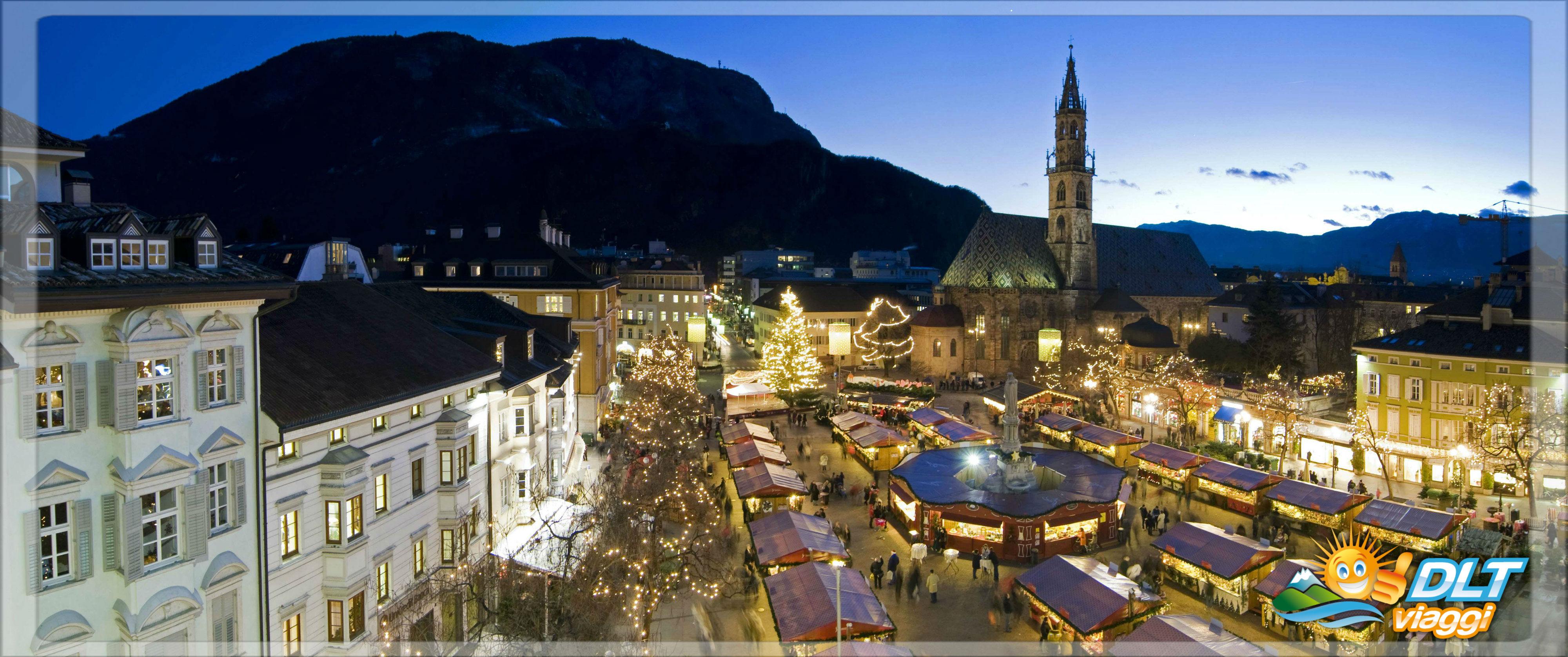 Dal 04 all 08 Dicembre 2015 Bolzano Innsbruck Monaco di