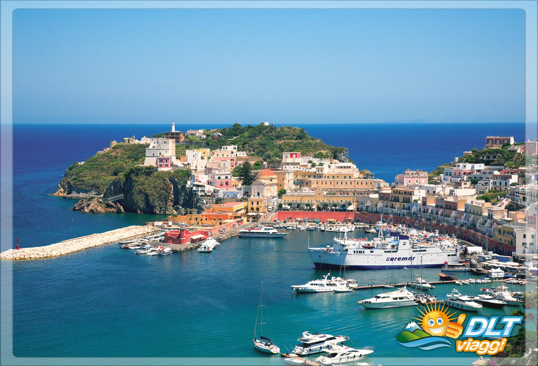 HOTEL TORRE DEI BORBONI | Ponza, Lazio | DLT Viaggi
