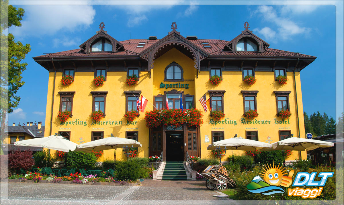 Sporting residence asiago asiago veneto dlt viaggi for Hotel asiago capodanno