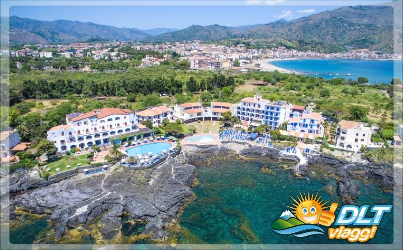 Hotel nike giardini naxos sicilia dlt viaggi - I giardini di naxos ...
