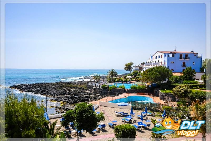 Hotel nike giardini naxos sicilia dlt viaggi - Hotel ai giardini naxos ...