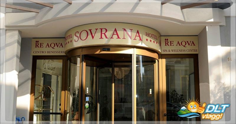 SOVRANA HOTEL & RE AQVA SPA | Rimini, Emilia Romagna | DLT Viaggi