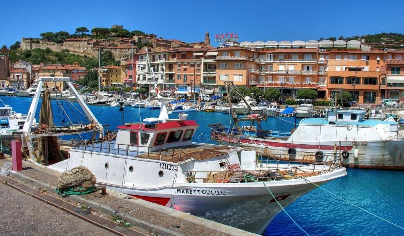 Hotel l 39 approdo castiglione della pescaia toscana dlt for Hotel castiglione della pescaia