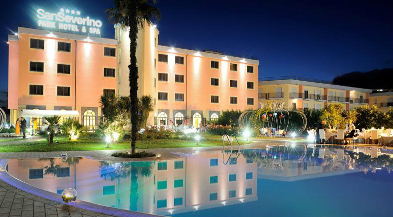 SAN SEVERINO PARK HOTEL & SPA   Mercato San Severino, Campania   DLT ...