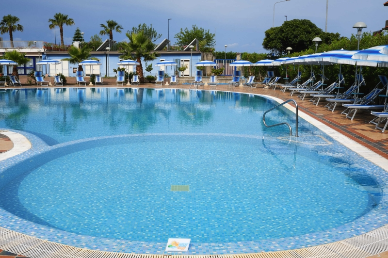 HOTEL SAN GAETANO | Grisolia Lido, Calabria | DLT Viaggi