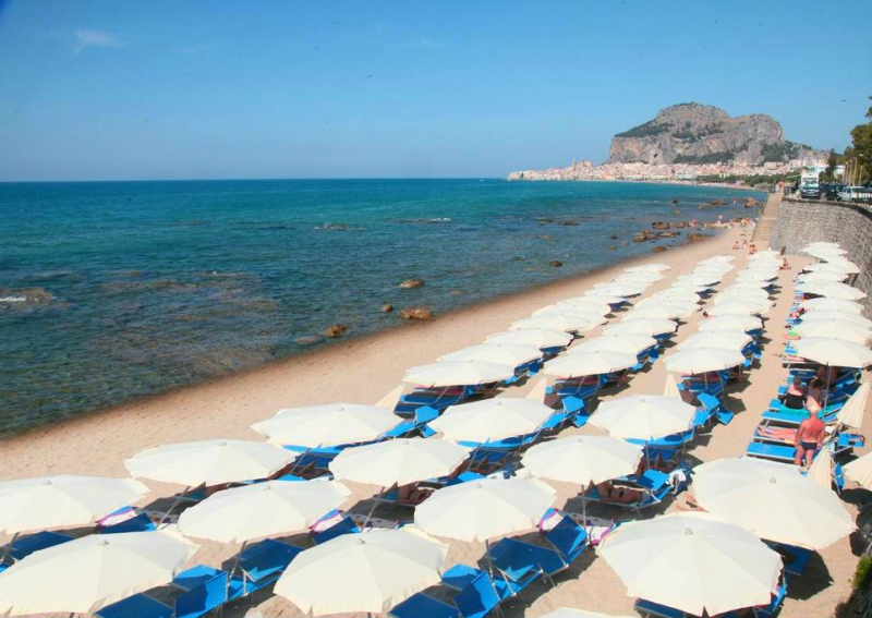 Hotel Pensione Completa Cefalu