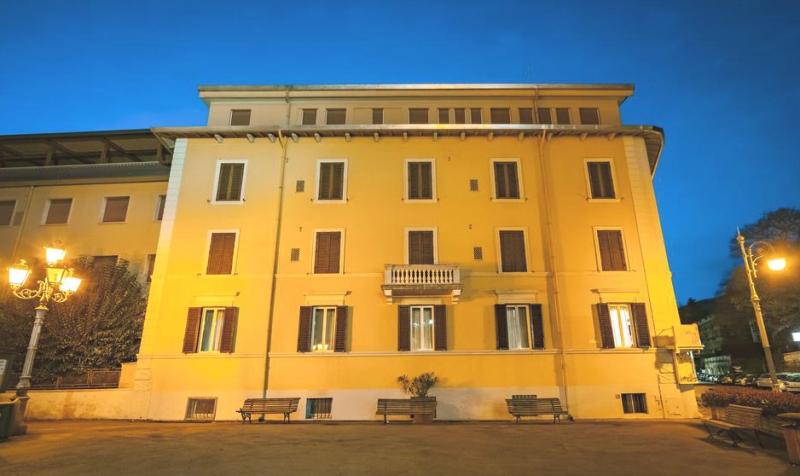 Hotel Astoria E Ninfea Spa Fiuggi