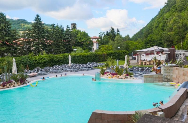 Hotel roseo euroterme wellness resort bagno di romagna emilia romagna dlt viaggi - Terme bagno di romagna euroterme ...