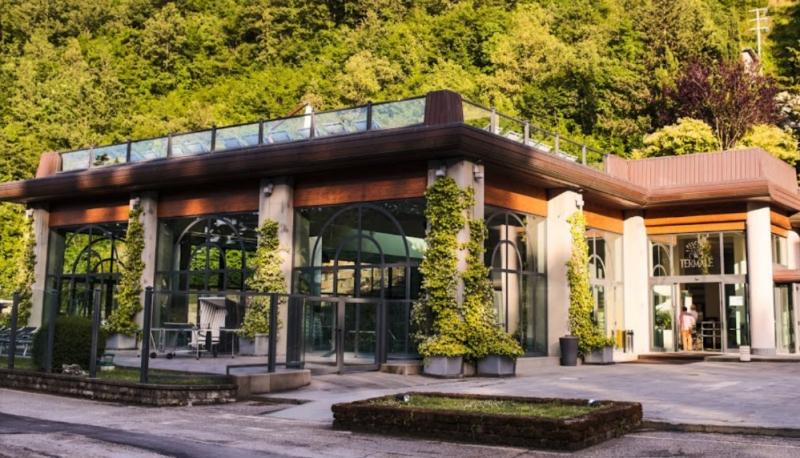 Hotel Roseo Euroterme Wellness Resort Bagno Di Romagna Emilia