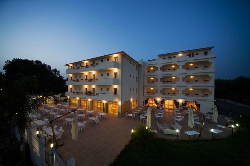 Hotel Stella Marina Melito Di Porto Salvo Rc