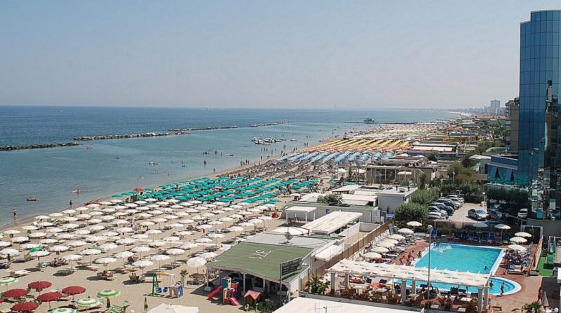 Hotel new bristol sport domus mea cesenatico emilia - Bagno romagna cesenatico ...