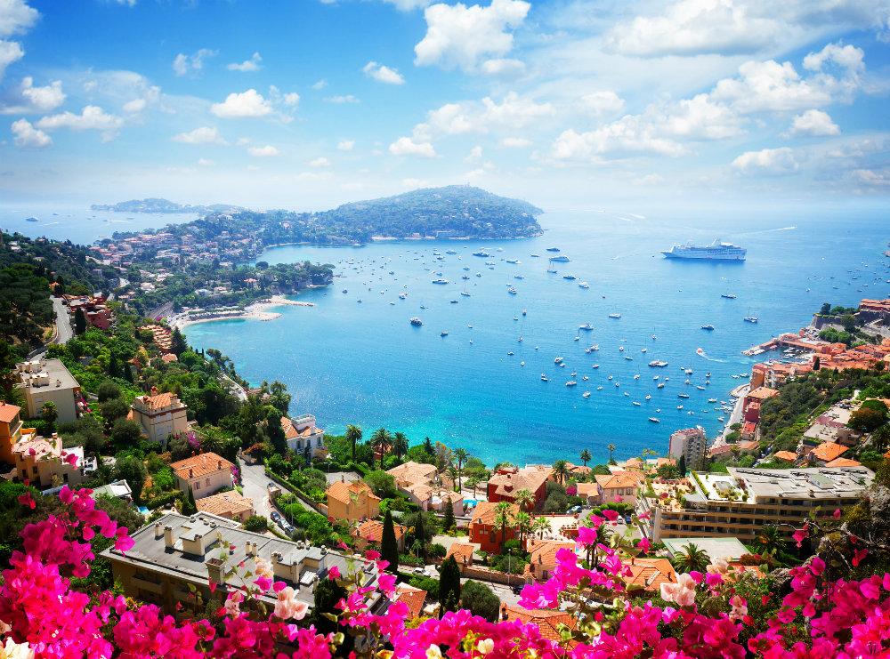 Sedie Blu Nizza : Pasqua in costa azzurra nizza francia dlt viaggi