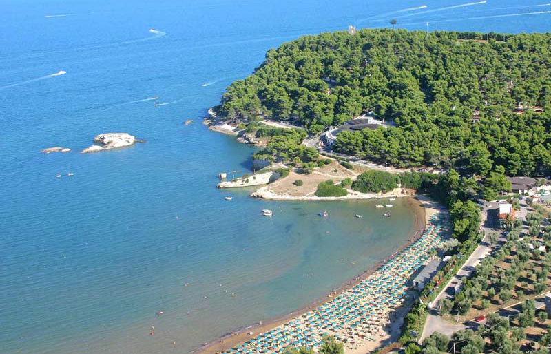 Villaggio Turistico Defensola Vieste Puglia Dlt Viaggi