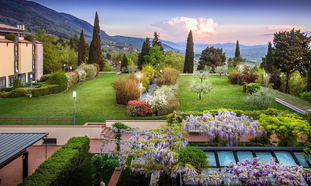 GRAND HOTEL ASSISI | Assisi, Umbria | DLT Viaggi