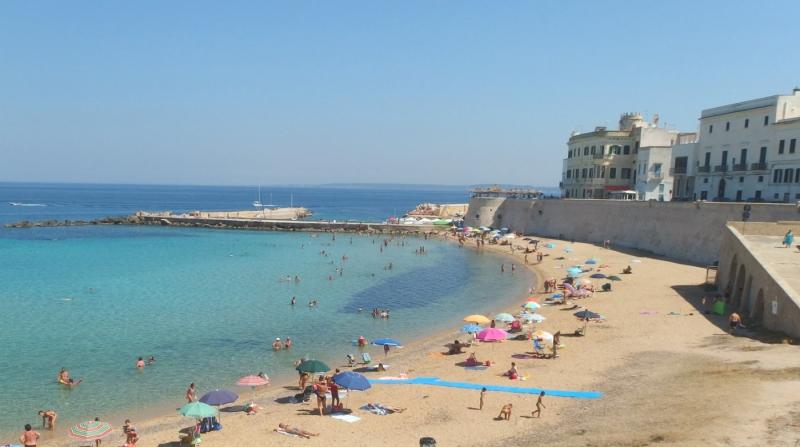 Gallipoli Baia Verde Hotel Pensione Completa