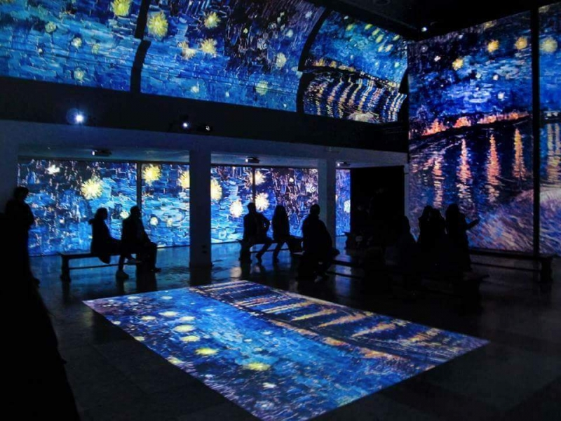 Van Gogh The Immersive Experience Napoli Campania