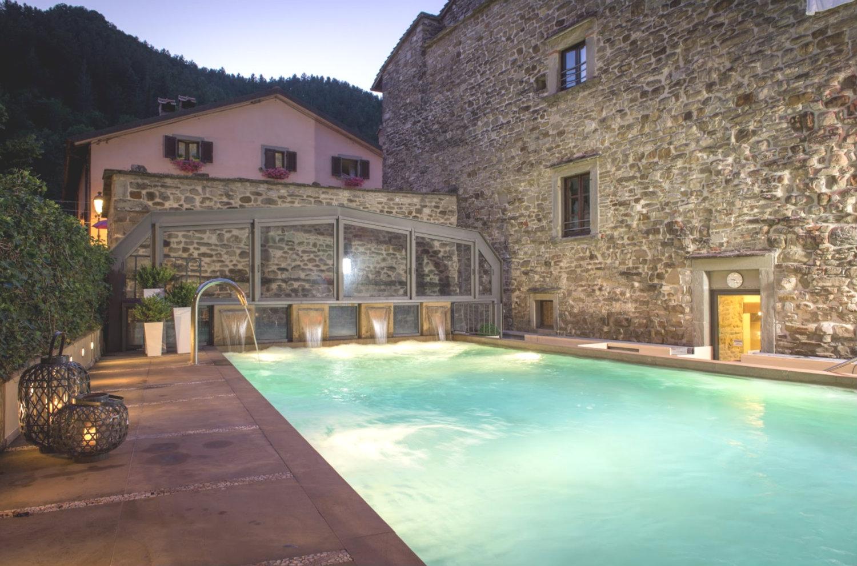 Hotel delle terme s agnese bagno di romagna emilia romagna dlt viaggi - Hotel lucciola bagno di romagna ...