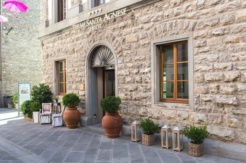 HOTEL DELLE TERME S. AGNESE | Bagno Di Romagna, Emilia Romagna ...