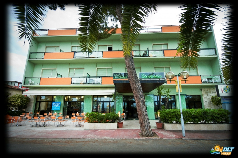 Hotel clorinda roseto degli abruzzi abruzzen dlt viaggi - Hotel giardino roseto degli abruzzi ...