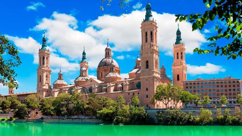 Saragozza Spagna Cartina Geografica.Il Cuore Della Spagna Madrid Toledo E Saragozza Madrid Spagna Dlt Viaggi