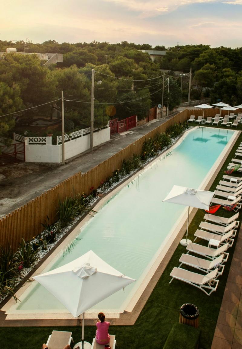 Blanco hotel castellaneta marina puglia dlt viaggi for Blanco hotel