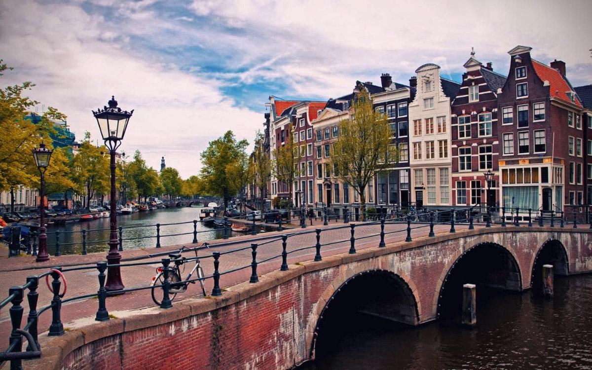 бабушка работала голландия фото города союз