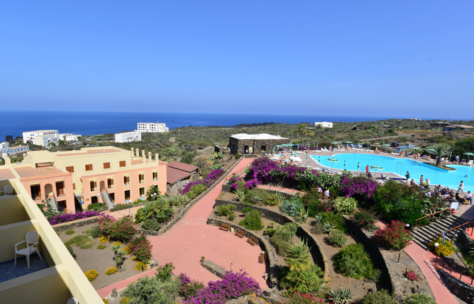 HOTEL VILLAGE SUVAKI   Pantelleria, Sizilien   DLT Viaggi
