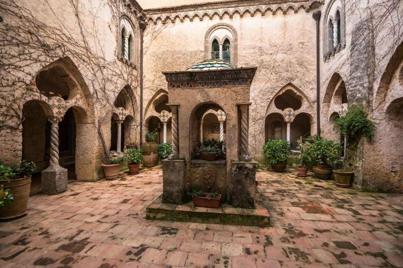 RAVELLO VILLA RUFOLO E VILLA CIMBRONE | Ravello, Campania