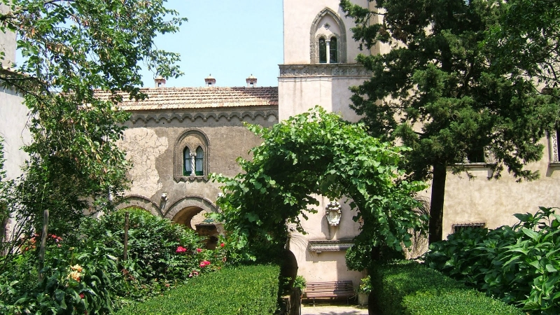 Guided Tour Villa Gardens Villa Cimbrone