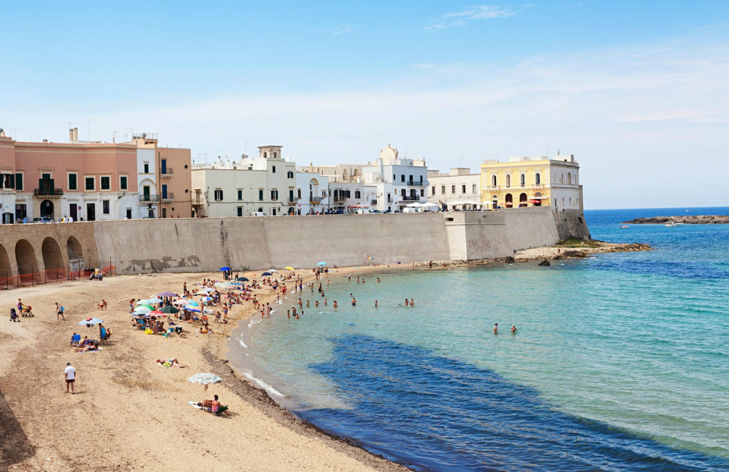 Cartina Geografica Italia Gallipoli.Residenza Corso Italia Luxury Gallipoli Puglia Dlt Viaggi