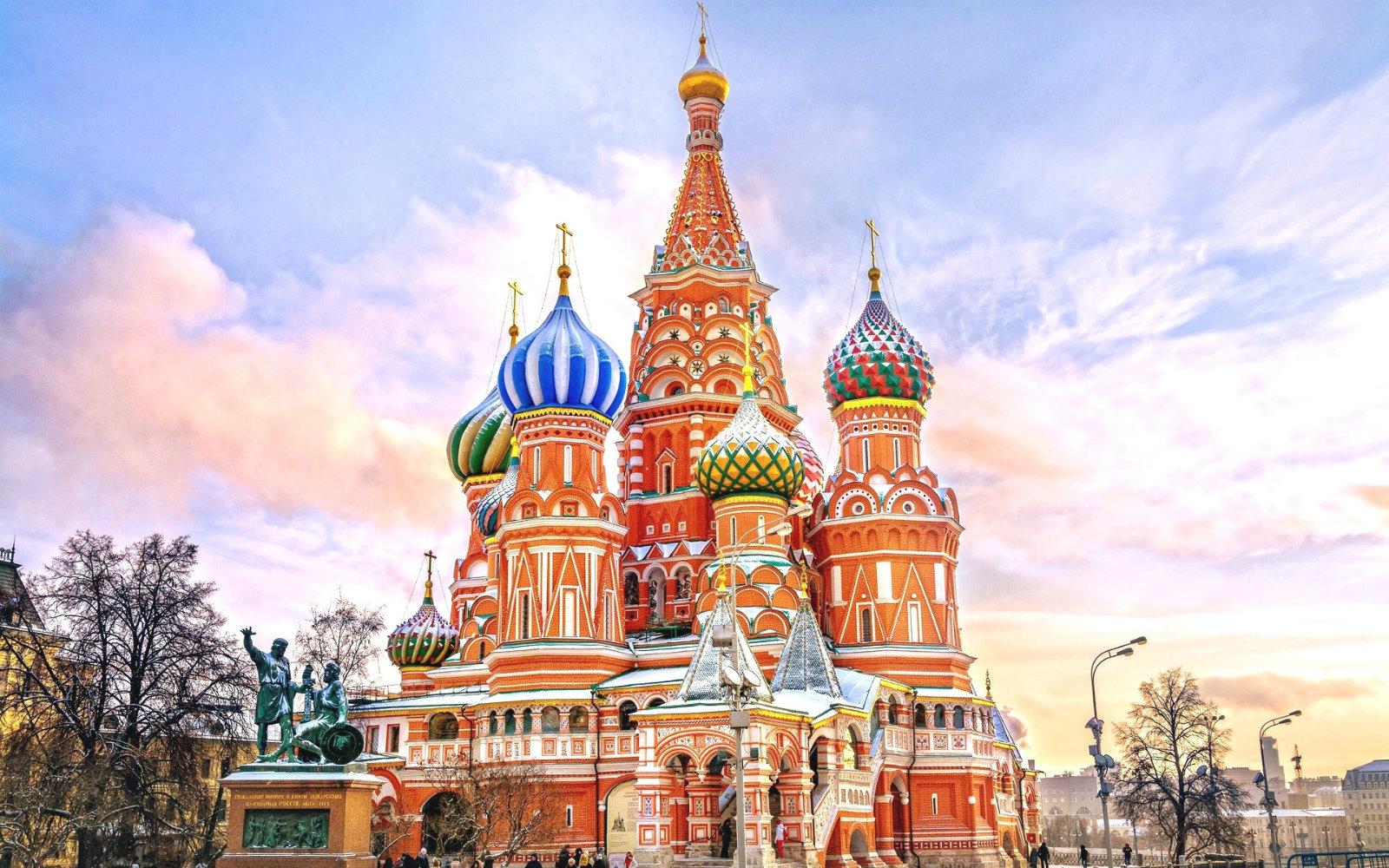 Gran tour mosca e san pietroburgo mosca russia dlt viaggi - Architektonische meisterwerke ...