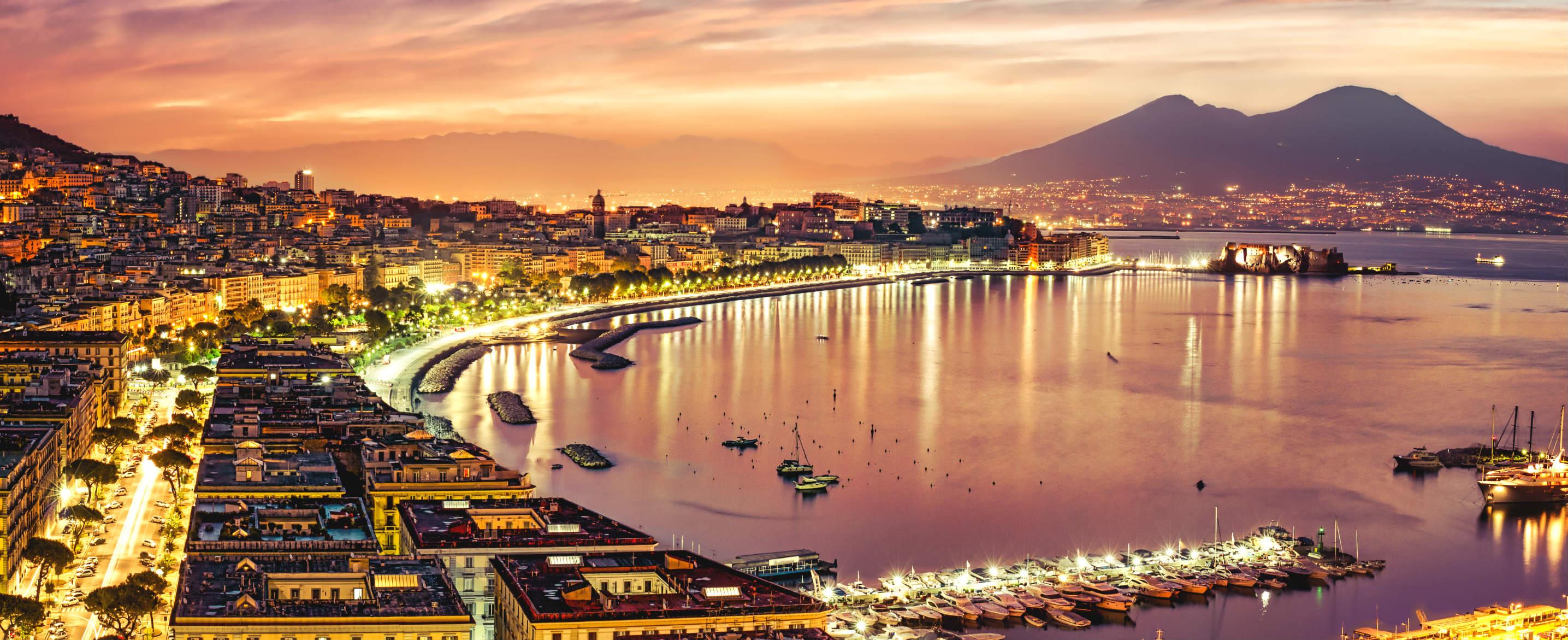ERCOLANO E NAPOLI BY NIGHT Ercolano Campania DLT Viaggi