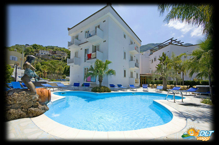 Hotel Nausicaa Palace Casamicciola Terme Na