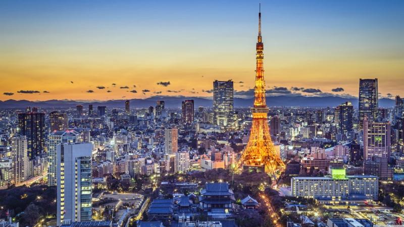 Viaggio di nozze affascinante giappone tokyo giappone for Appartamenti giappone
