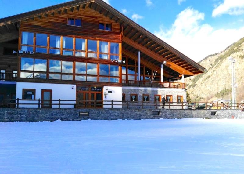 Hotel Foyer Du Fond Brusson : Hotel du foyer brusson valle d aosta dlt viaggi