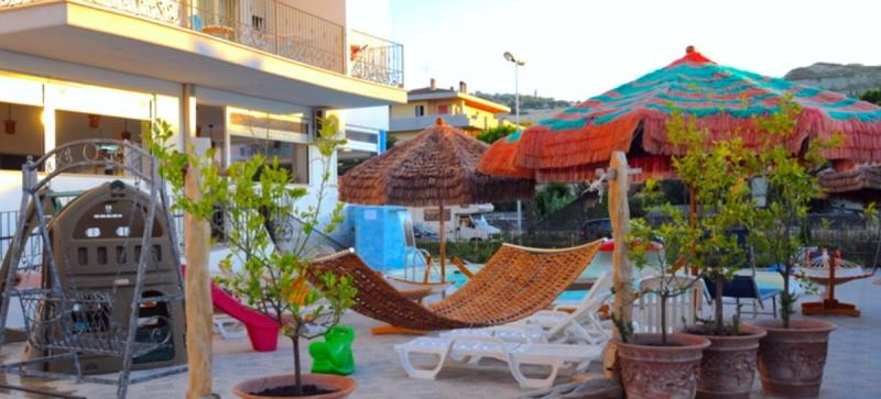 Hotel giardino roseto degli abruzzi abruzzo dlt viaggi for Hotel giardino 3 stelle roseto degli abruzzi te