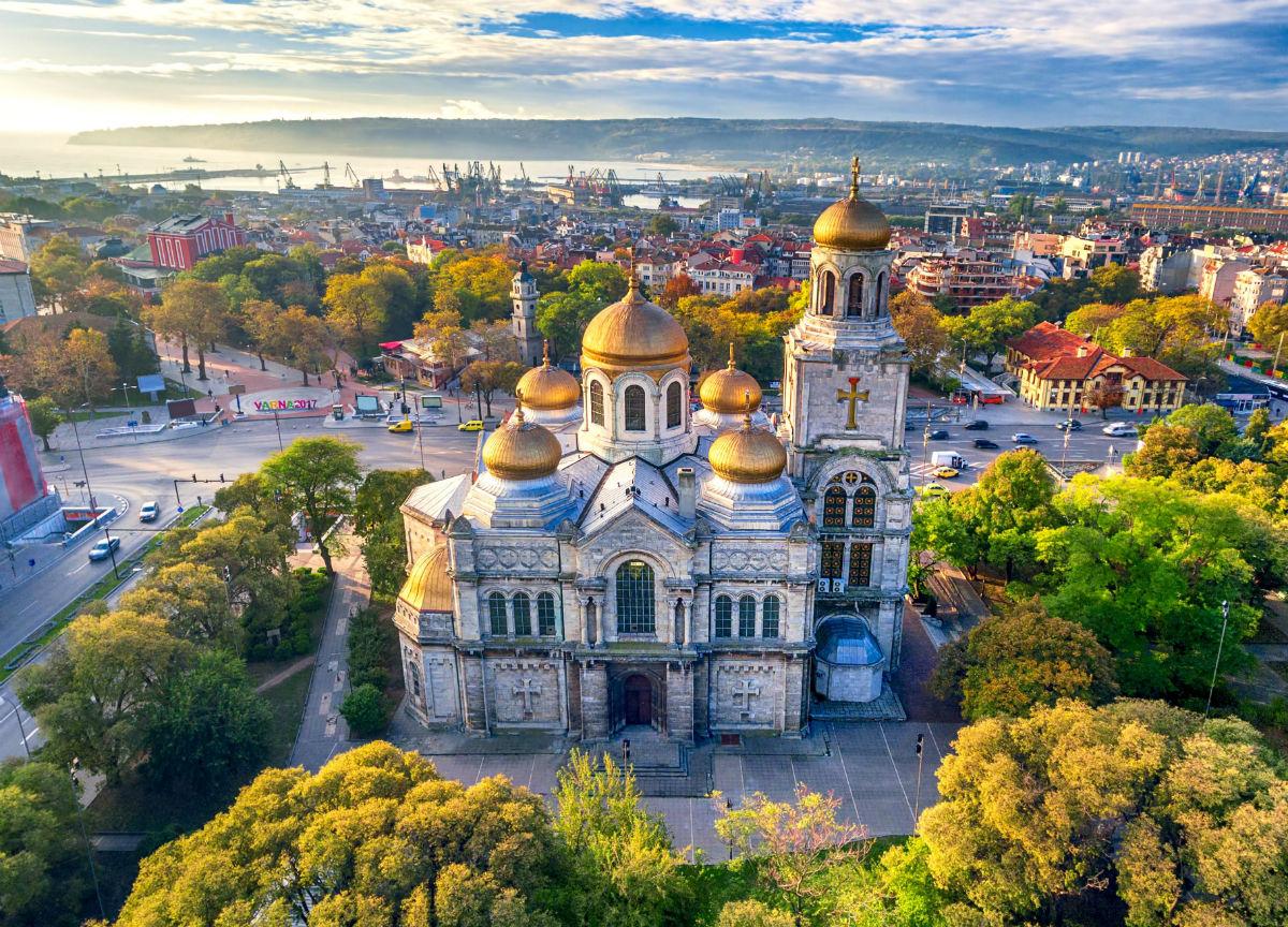 Il Gran Tour Il Meglio Della Bulgaria Sofia Bulgaria Dlt Viaggi