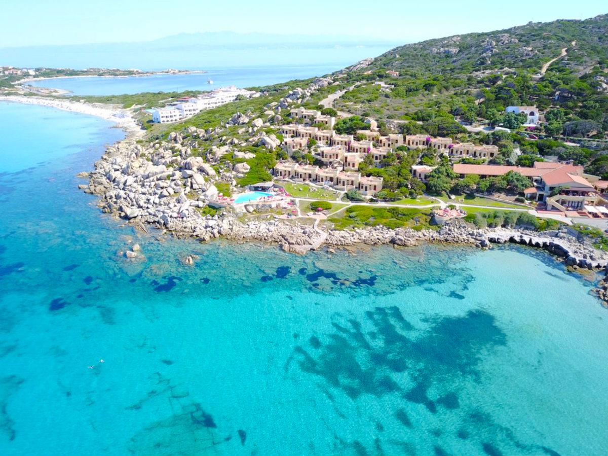 HOTEL SHARDANA | Baia di Santa Reparata, Sardegna | DLT Viaggi