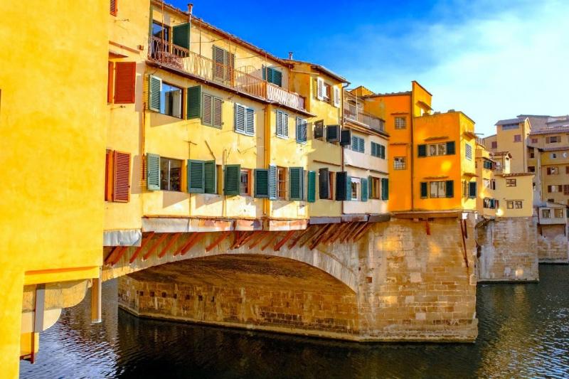 Firenze Galleria Degli Uffizi E Galleria Dell Accademia