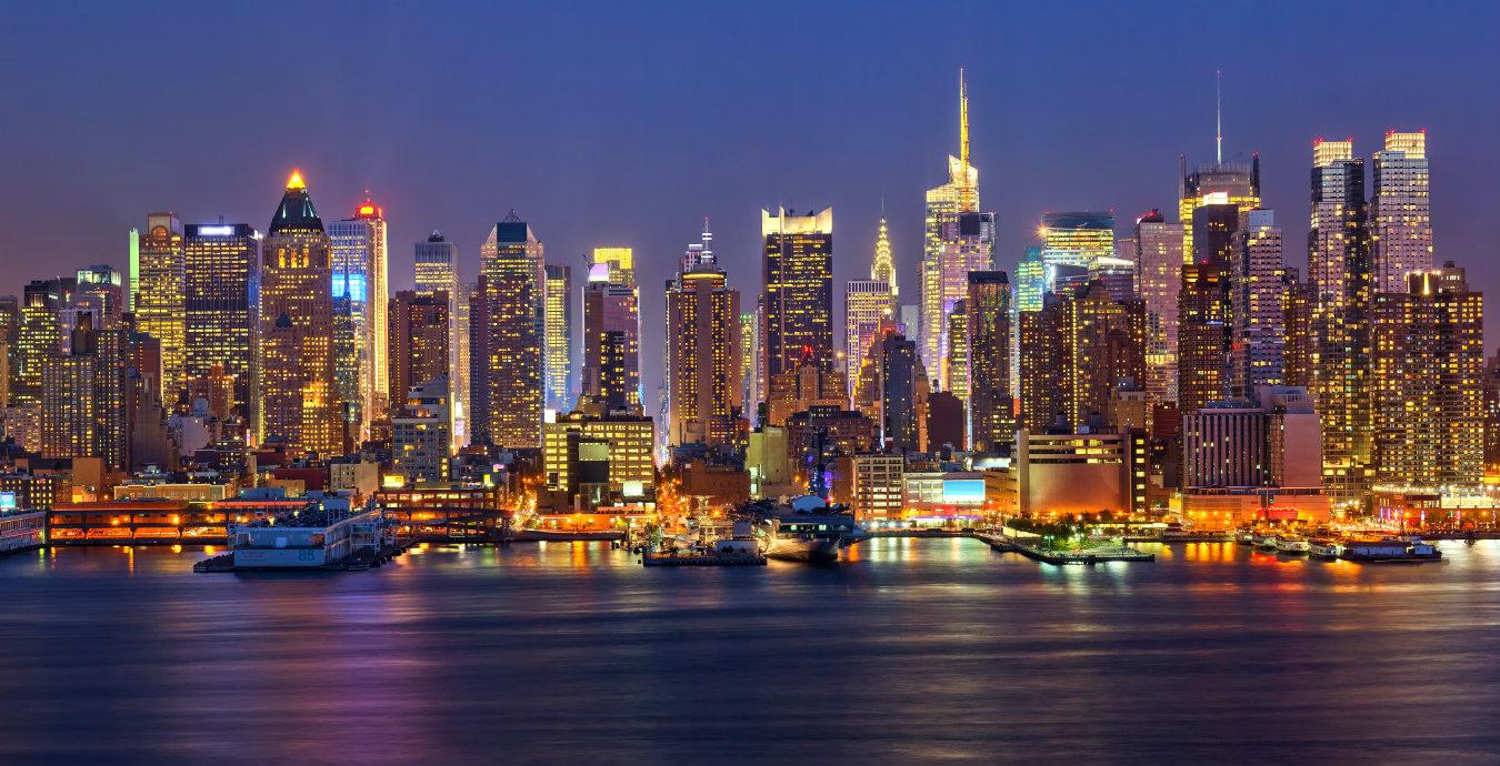 New York La Grande Mela Partenza Da Milano Roma New