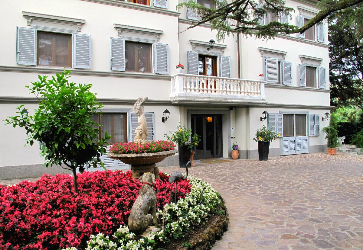 HOTEL VILLA MARIA   Montecatini Terme, Toscana   DLT Viaggi