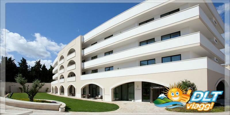 Hotel Otranto Sul Mare Pensione Completa