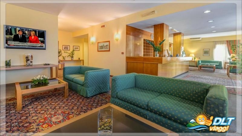 Hotel giardino d 39 europa roma lazio dlt viaggi - Hotel giardino d europa roma rm ...