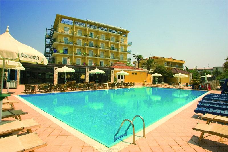 Hotel Club Sabbiadoro Battipaglia Campania Dlt Viaggi